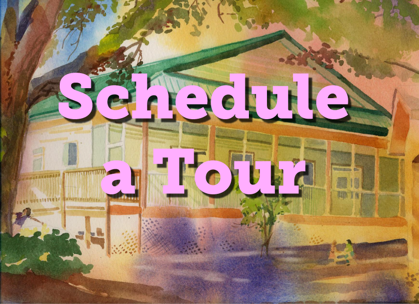 tour East house Watercolor Hover